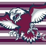 Masked Eagle